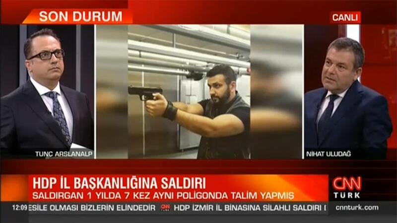 HDP saldırısının arkasında kim var? Ayrıntıları Nihat Uludağ aktardı