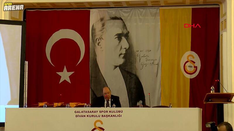 Galatasaray'da seçimli olağan genel kurul başladı