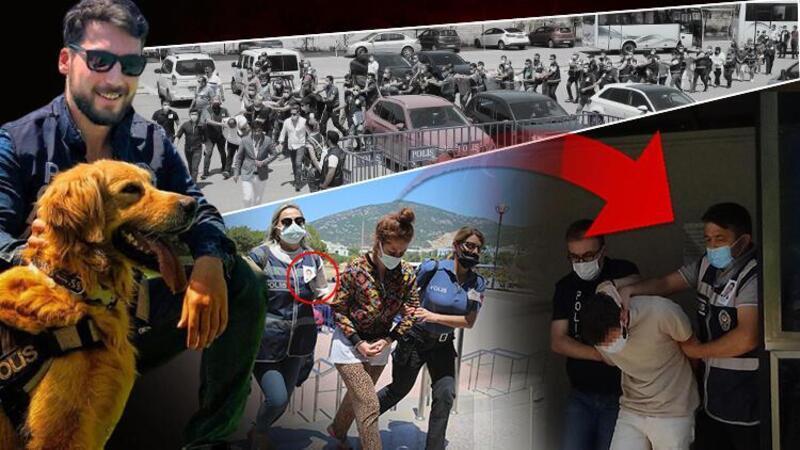 Bodrum'da polisin şehit edilmesinde 19 gözaltı!