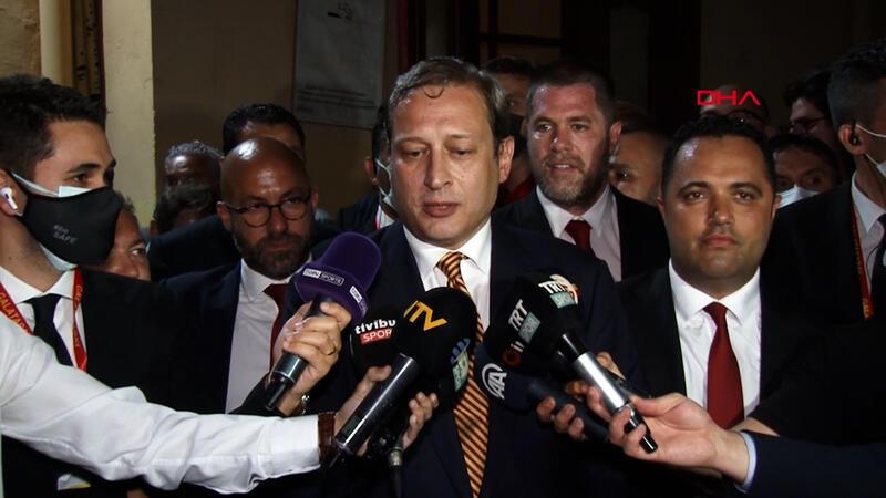 Burak Elmas: Galatasaray bizim ailemiz