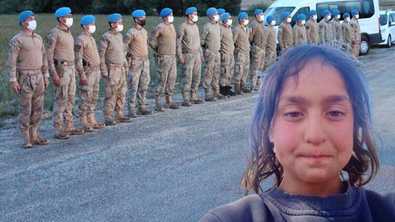 Yaylada kaybolan 11 yaşındaki kıymet bulundu