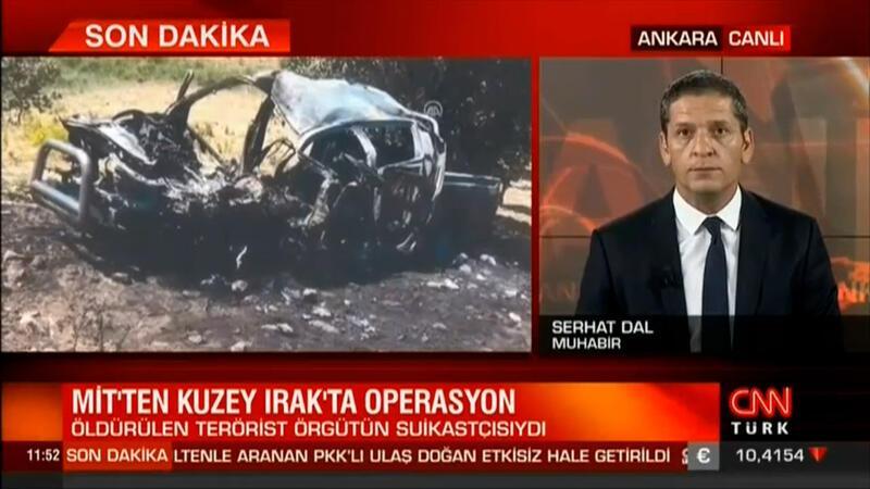 Kırmızı kategoride aranan PKK'lı Ulaş Doğan etkisiz hale getirildi