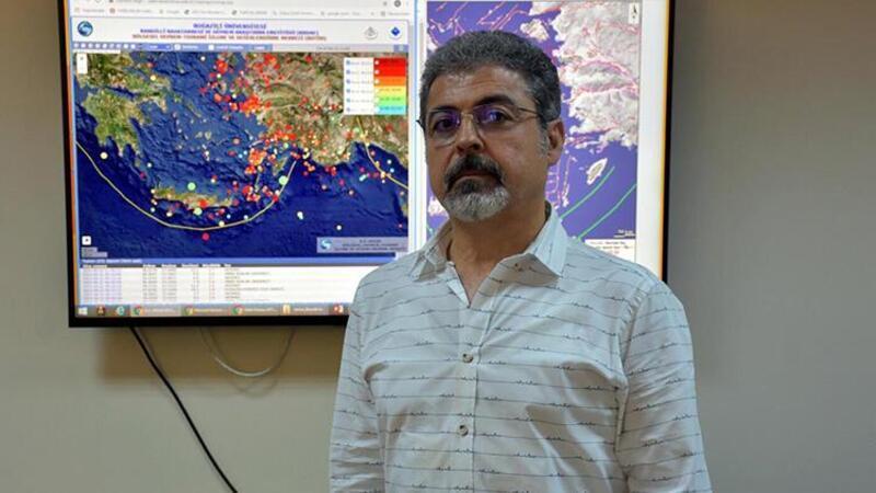 Datça'daki deprem sonrası Prof. Dr. Hasan Sözbilir'dan çarpıcı açıklama