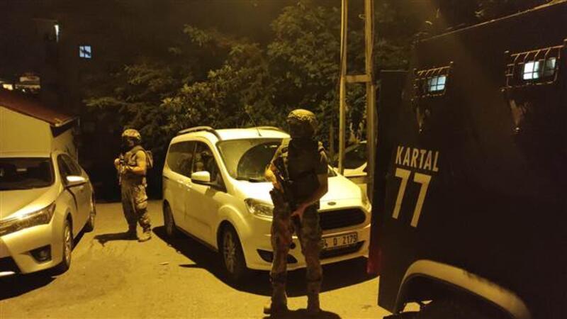 İstanbul merkezli 3 ilde DEAŞ operasyonu: 34 gözaltı