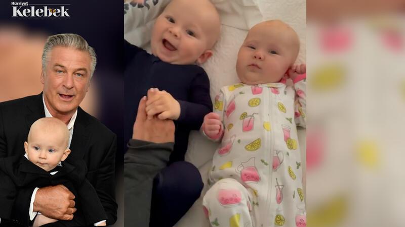 Altı ay arayla iki bebek