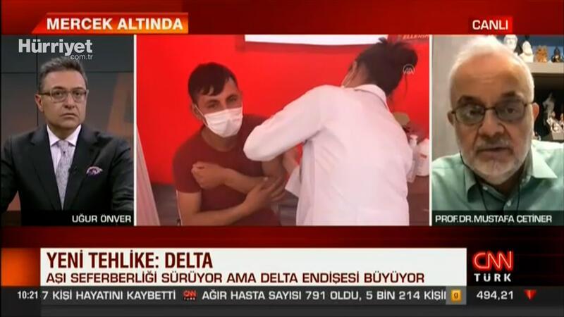 Prof. Dr. Mustafa Çetiner'den önemli açıklamalar