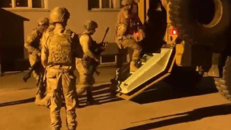 Van merkezli 3 ilde PKK/KCK operasyonu