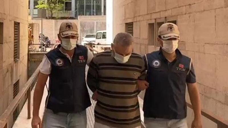 DEAŞ operasyonunda gözaltına alınan yabancı uyruklu şüpheli tutuklandı