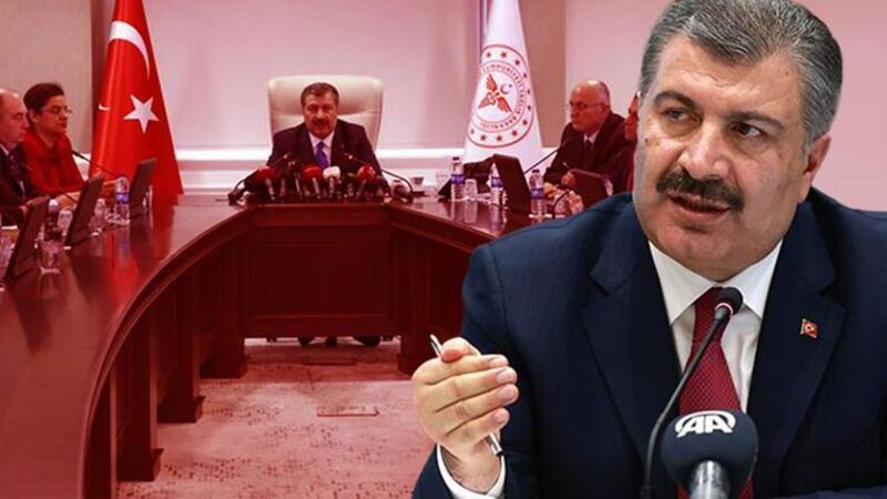 Sağlık Bakanı Fahrettin Koca, önemli açıklamalarda bulundu