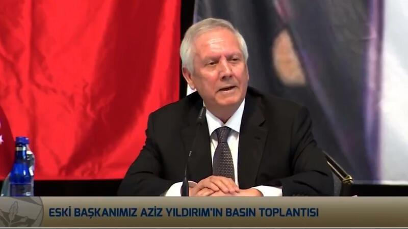 """Aziz Yıldırım: """"Ali Koç yarın kulübü de satar"""""""