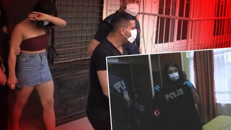 Mersin'de fuhuş operasyonu! 7 şüpheli gözaltında