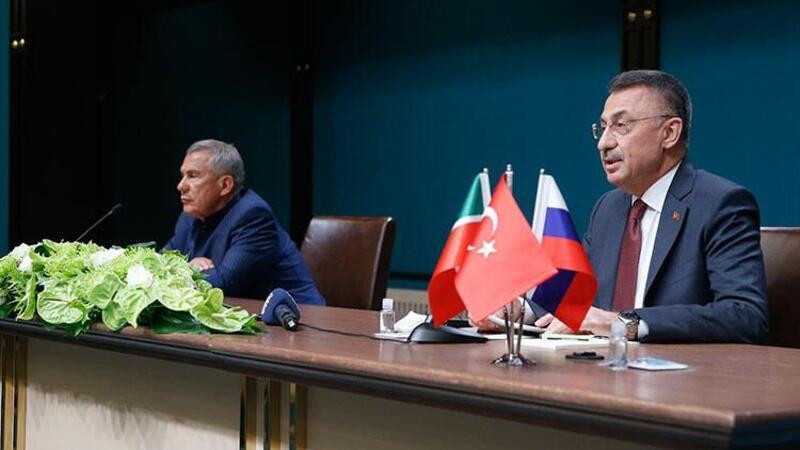 Cumhurbaşkanı Yardımcısı Oktay: Türkiye uluslararası yatırımcılar için güvenli bir limandır