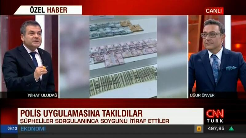100 bin lira rüşvet önerdiler! Film gibi operasyon