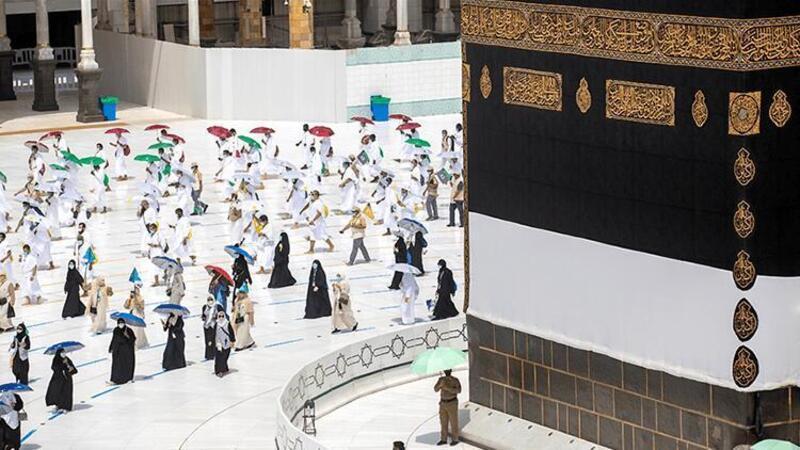 Suudi Arabistan'dan 'Umre' açıklaması