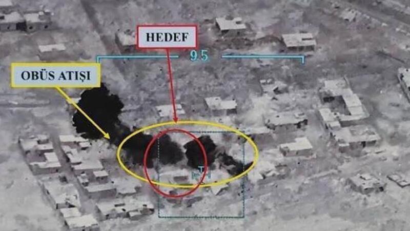 Milli Savunma Bakanlığı açıkladı! En az 7 terörist etkisiz hale getirildi