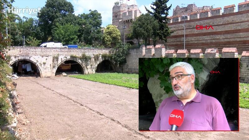 Kara surlarının orta çağ köprüleri yok olma tehlikesiyle karşı karşıya