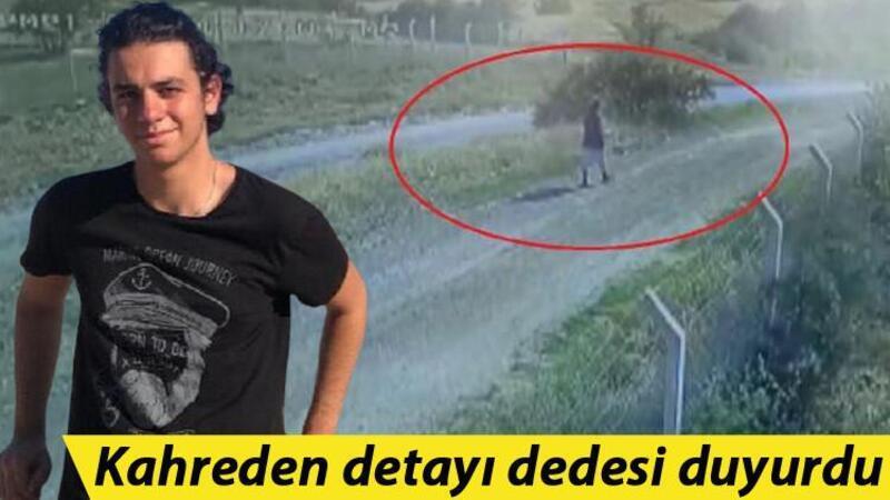 Tıp öğrencisi Onur Alp Eker'in ölümünde yeni detayları dedesi açıkladı