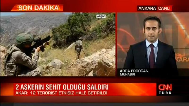 Bakan Akar açıkladı: 12 terörist etkisiz hale getirildi
