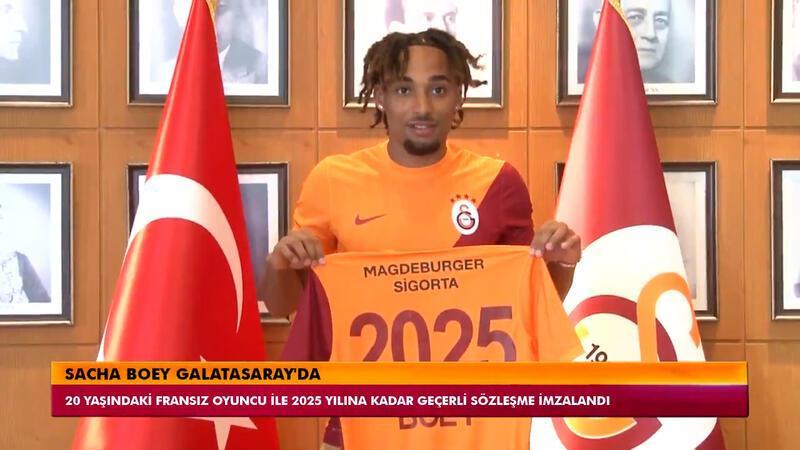 Sacha Boey Galatasaray'a imzayı attı!