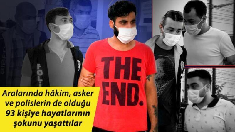 Sahte ilan dolandırıcılarına Adana merkezli 8 ilde operasyon: Çok sayıda gözaltı