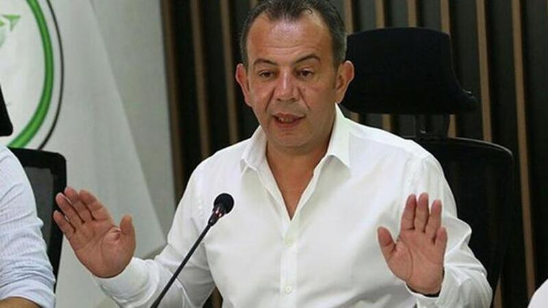 Bolu Belediye Başkanı Tanju Özcan hakkında soruşturma