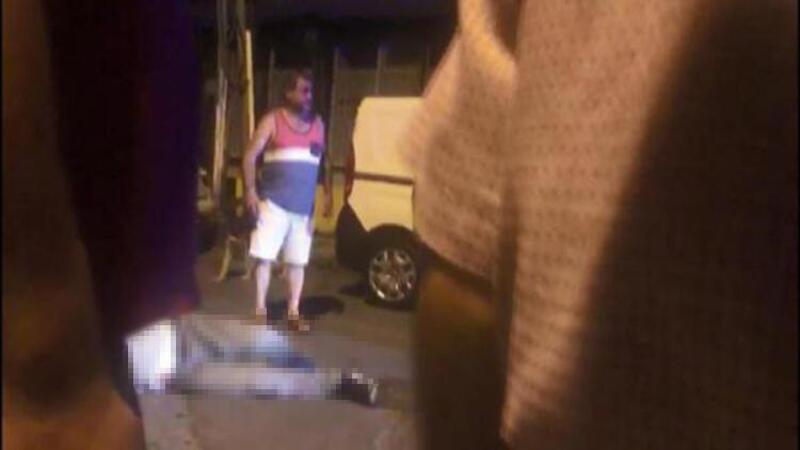 İstanbul'da 3 kuzen sokak ortasında birbirine kurşun yağırdı