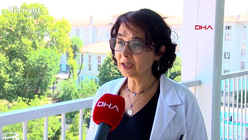 Prof. Dr. Serap Şimşek Yavuz:Ya aşı kartı ya da negatif PCR test sonucu göstermek zorunlu olmalı