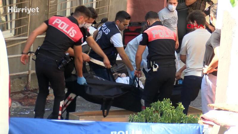 Beyoğlu'nda akrabalar arasında silahlı çatışma: 4 ölü