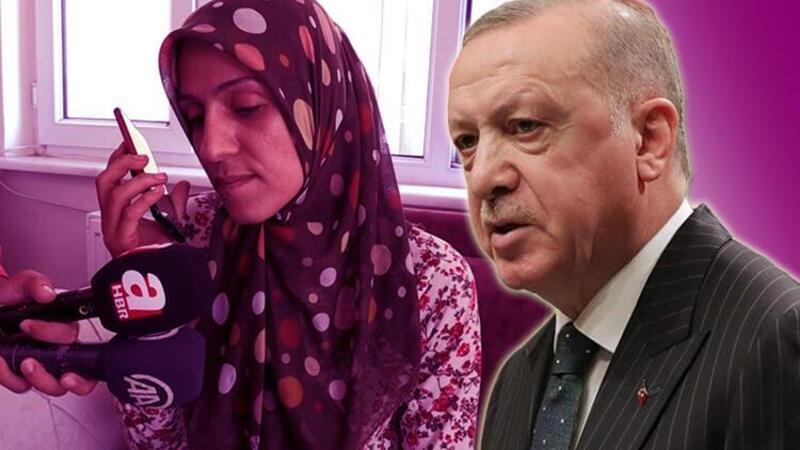 """Cumhurbaşkanı Erdoğan'dan sürpriz telefon! """"Bu zafer sizindir"""""""