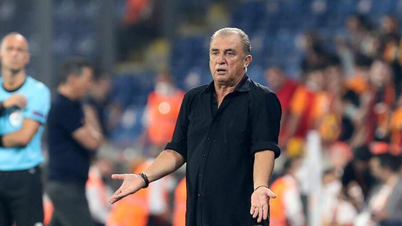 Galatasaray'da Fatih Terim'den maç sonu transfer açıklaması