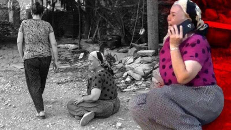 Manavgat'ta orman yangını... 'Böyle acı mı olur Allah'ım... Nerede kalacağız?'