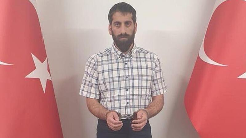 MİT'ten Kuzey Irak'ta operasyon! Kırmızı bültenle aranan terörist yakalandı