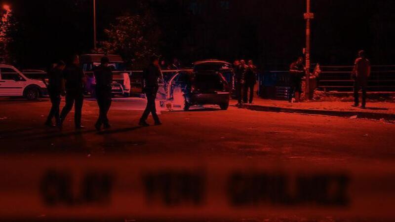 Trabzon'un Hayrat ilçesinde akrabalar arasında silahlı kavga