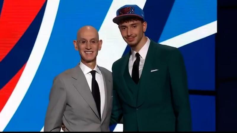 Alperen Şengün draft edildi! Houston Rockets...