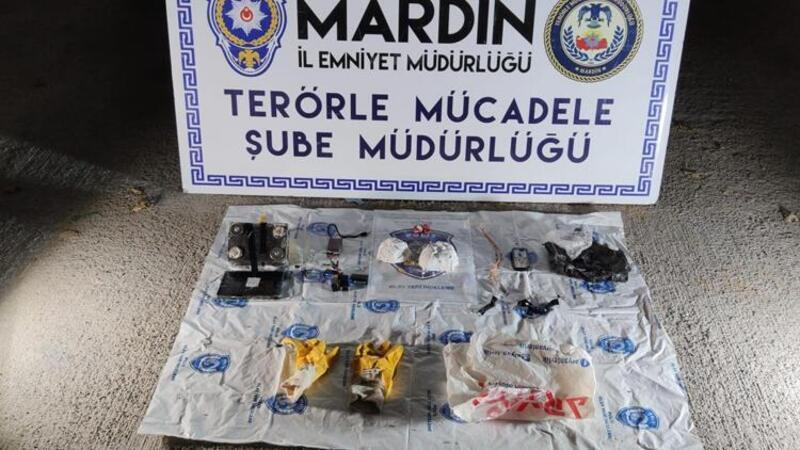 Saldırı hazırlığındaki terörist Mardin'de yakalandı
