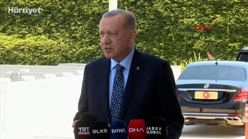 Cumhurbaşkanı Erdoğan, artan koronavirüs vakaları sonrası açıklama yaptı