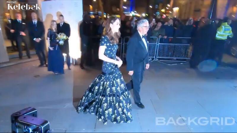 İngiliz kraliyet ailesinin gelini Kate Middleton böyle yaşıyor