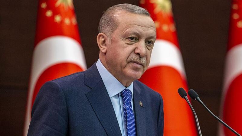 Cumhurbaşkanı Erdoğan duyurdu: Yangın alanları afet bölgesi ilan edildi
