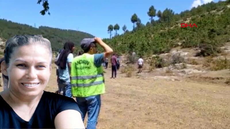 Kahramanmaraş'ta kaybolan Emine öğretmen  aranıyor