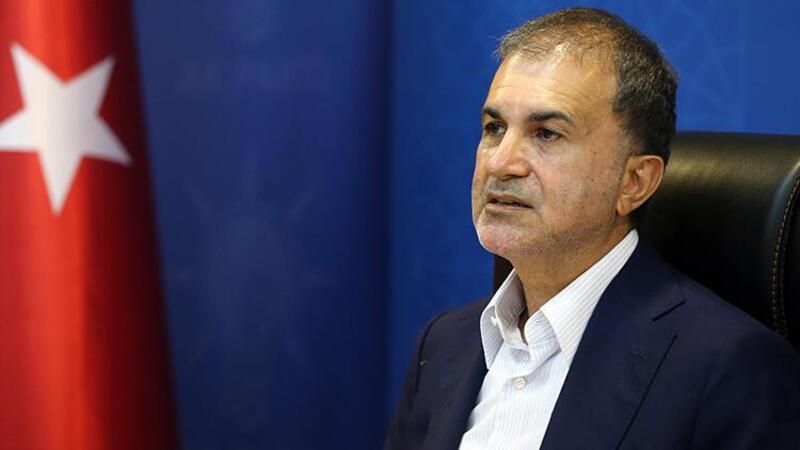 AK Parti'li Ömer Çelik'ten orman yangınlarıyla ilgili değerlendirme