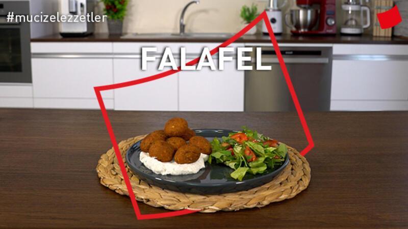 Falafel Tarifi  | Mucize Lezzetler