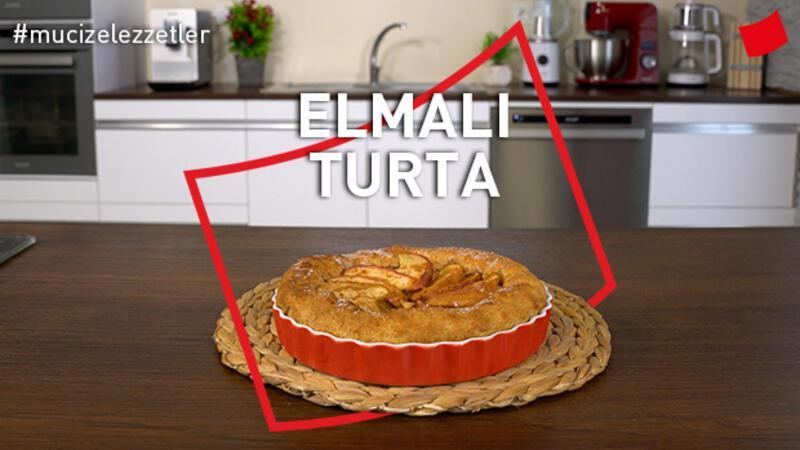 Elmalı Turta Tarifi | Mucize Lezzetler