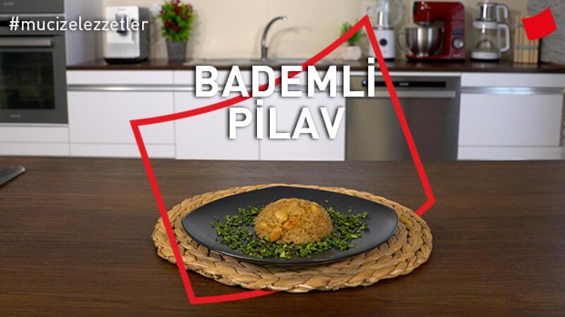 Bademli Pilav Tarifi | Mucize Lezzetler