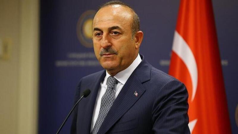Dışişleri Bakanı Mevlüt Çavuşoğlu, Antalya'da açıklamalarda bulundu