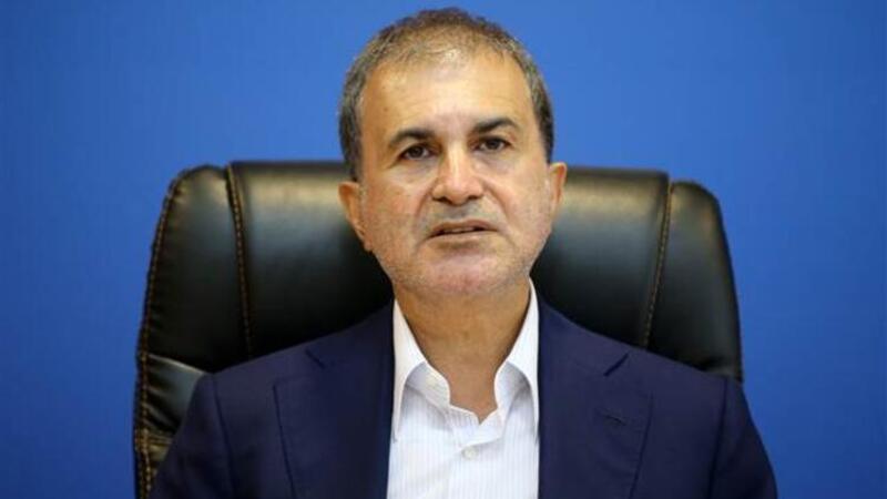 AK Parti Genel Başkan Yardımcısı ve Parti Sözcüsü Ömer Çelik, açıklamalarda bulundu