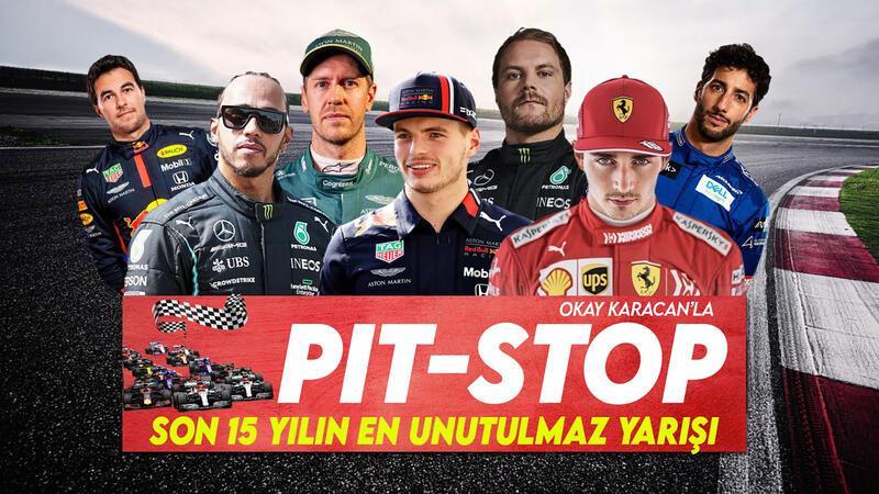 Bottas'ın teması ve Macaristan'da bowling | Alonso yarışı ayakta izletti | Mercedes, Max, Alpine