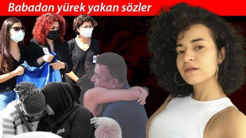 Azra Gülendam Haytaoğlu son yolculuğuna uğurlandı