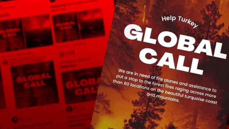 'Help Turkey' paylaşımlarıyla ilgili resen soruşturma
