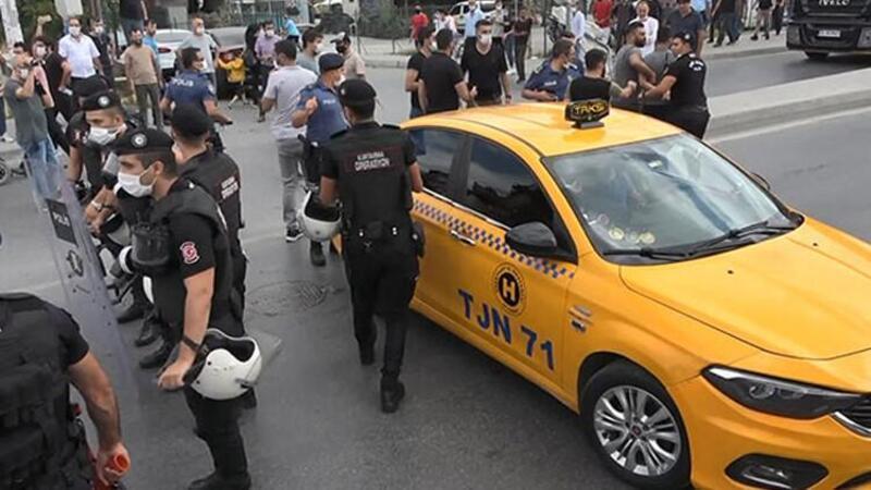 Taksici cinayeti davasının tanığı: Bana yumruk atan kişi, 'biz şafak taksiyiz, adamın topuğuna sıkarız' dedi