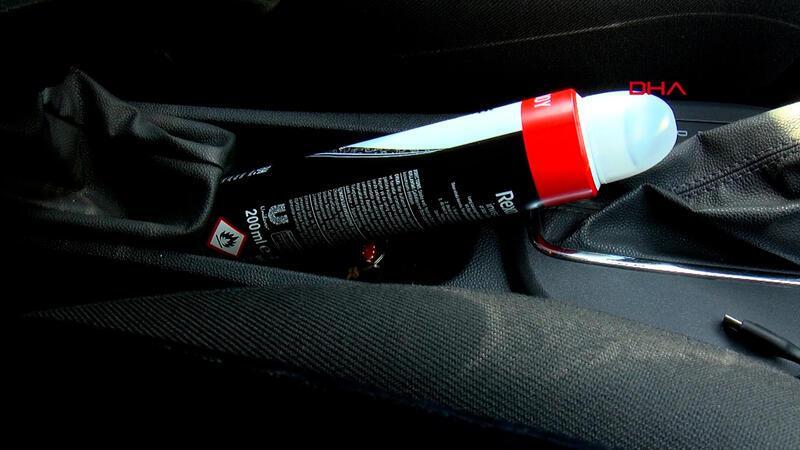 Sıcaklık 80 dereceye ulaşabiliyor; araç içindeki bombalara dikkat